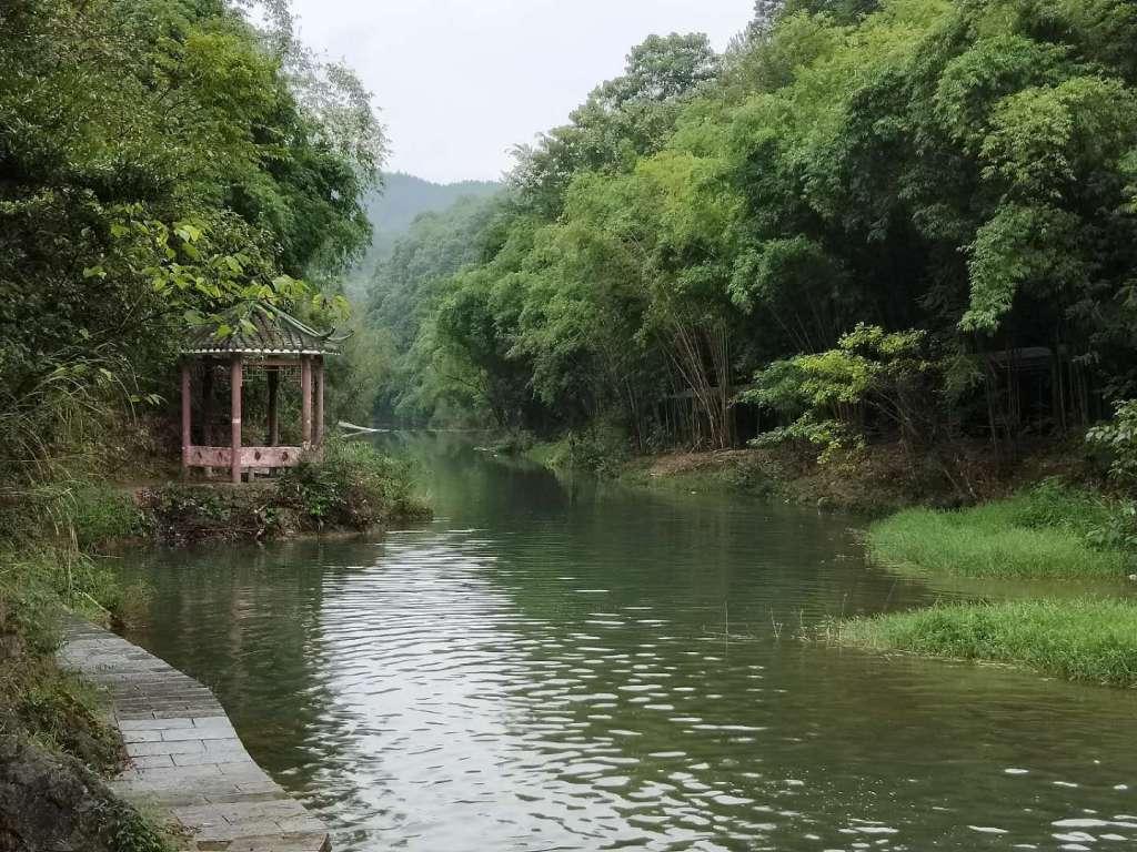 相思河风景区